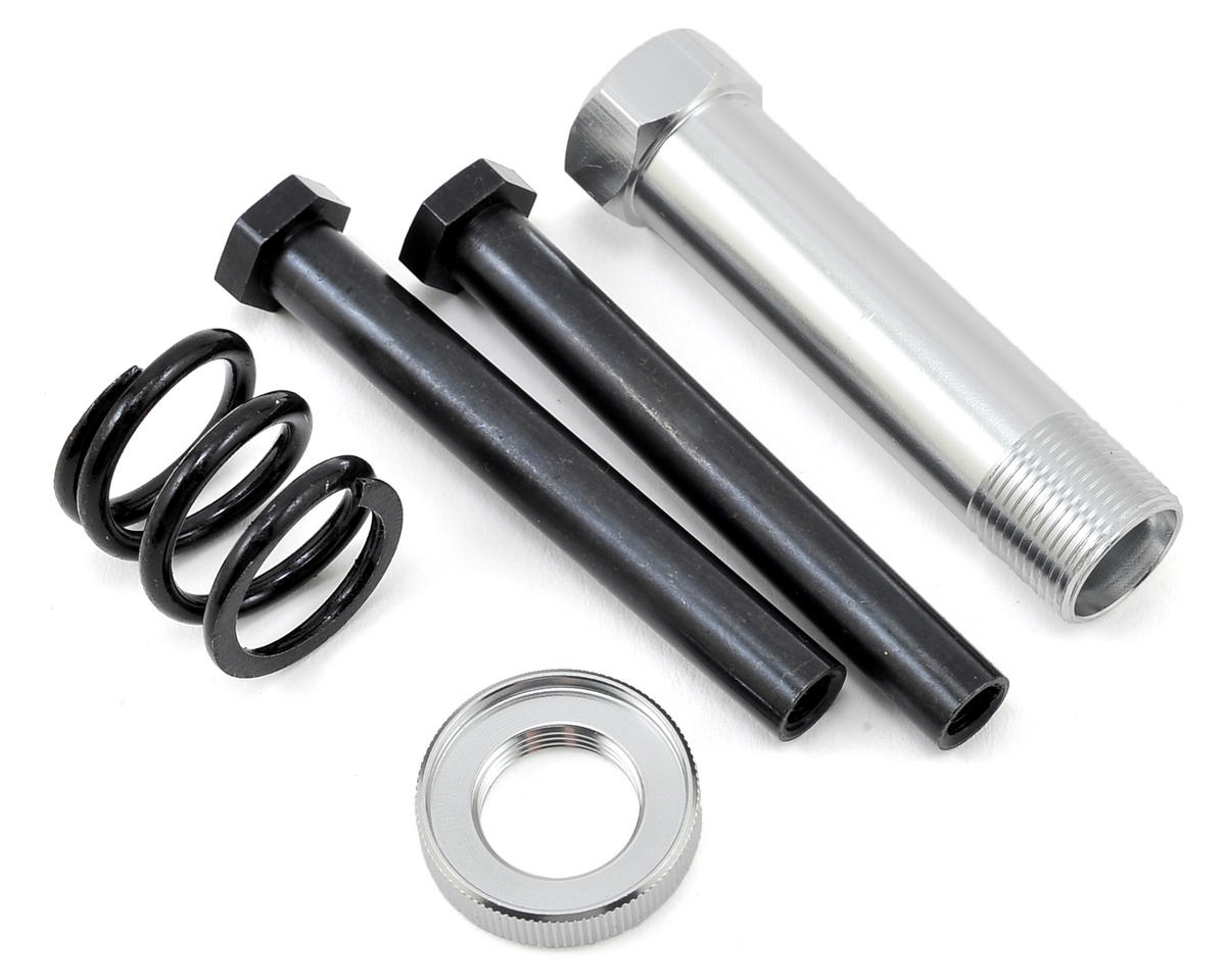 Losi Steering Post, Tube & Spring Set