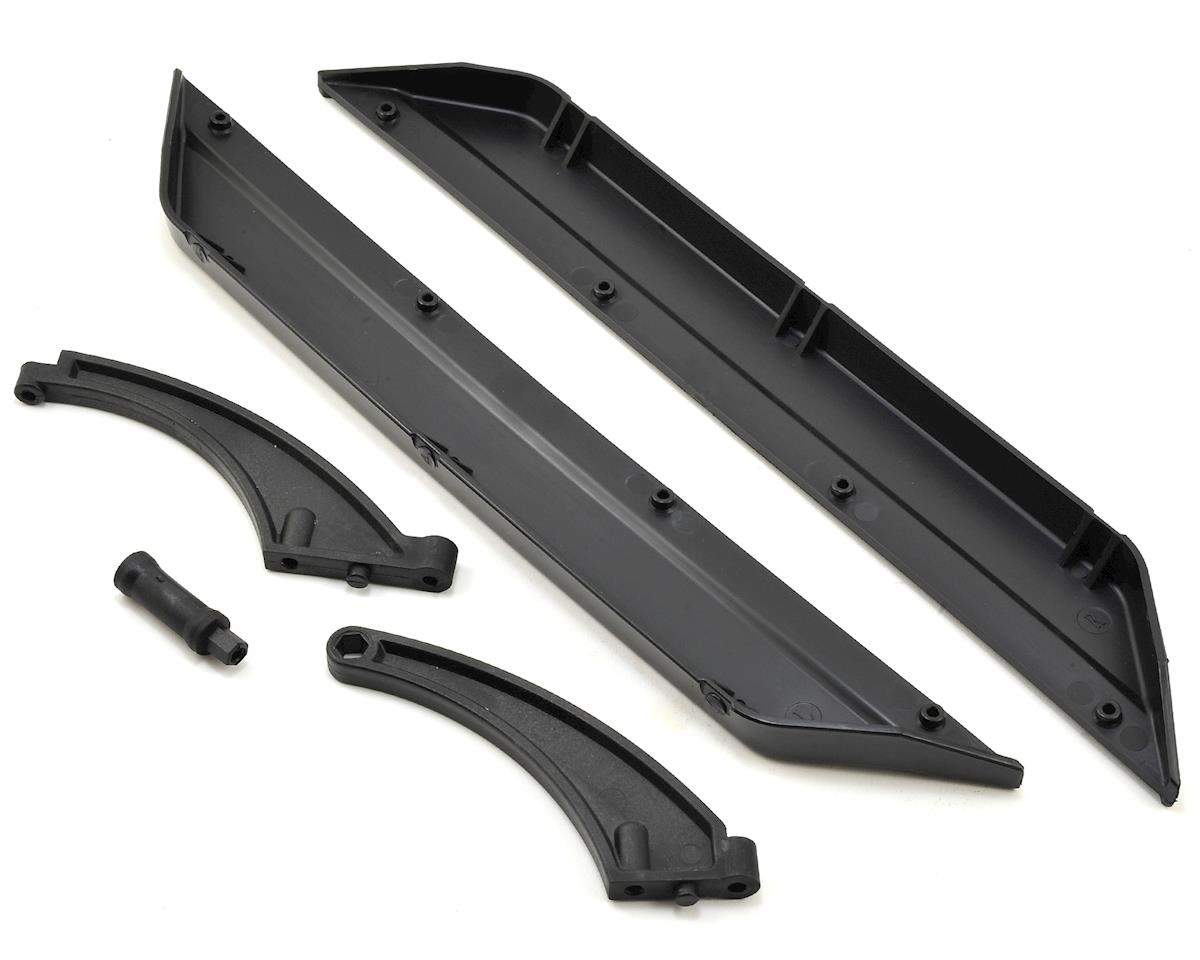 Desert Buggy XL-E Chassis Side Guards & Braces by Losi