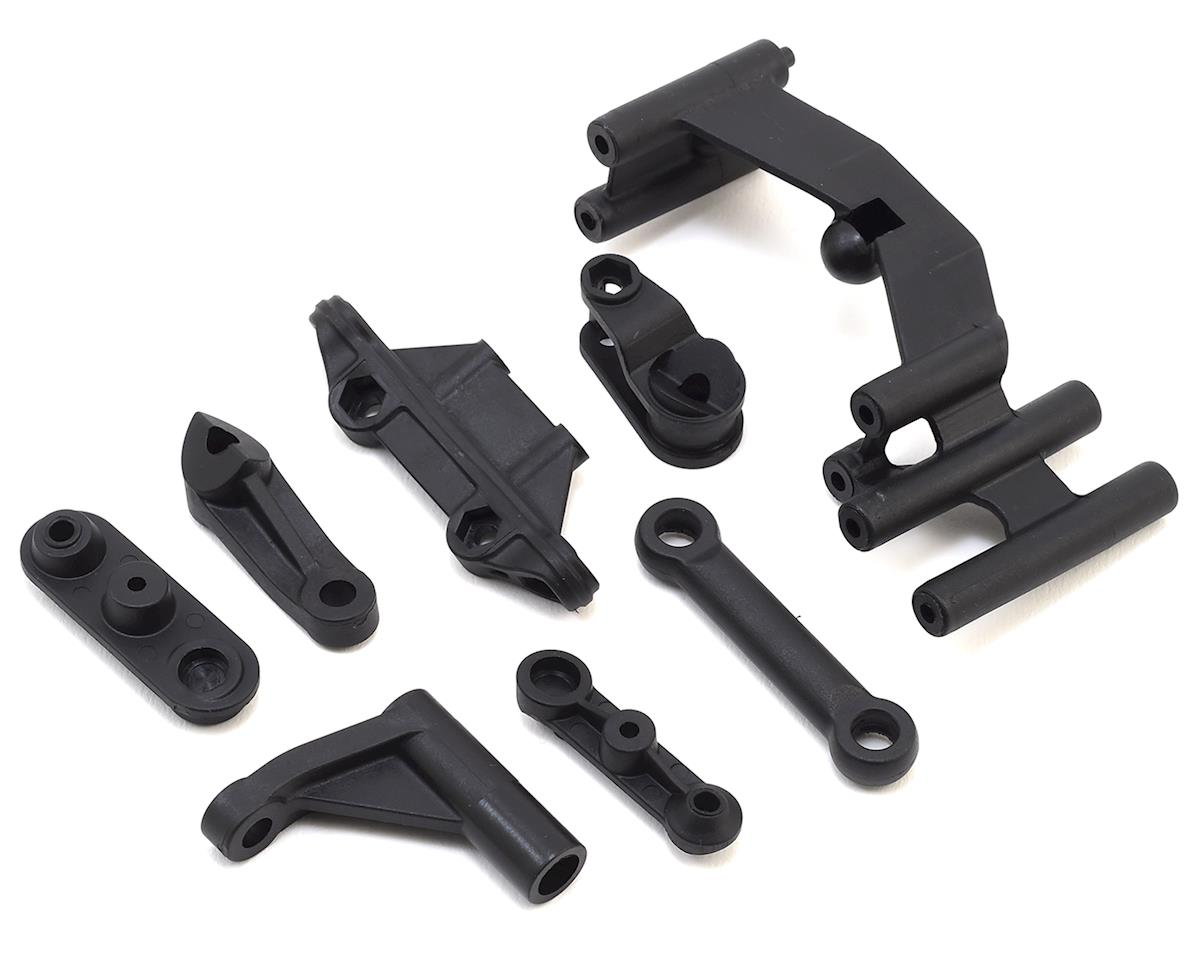 Losi Super Baja Rey Servo Mount & Bellcrank Set