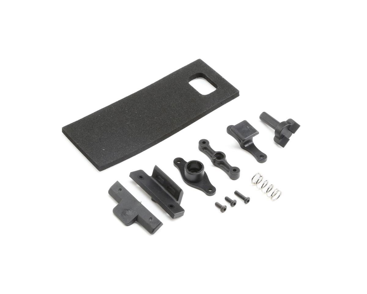 Losi Battery Tray Hardware Set: SuperRockRey
