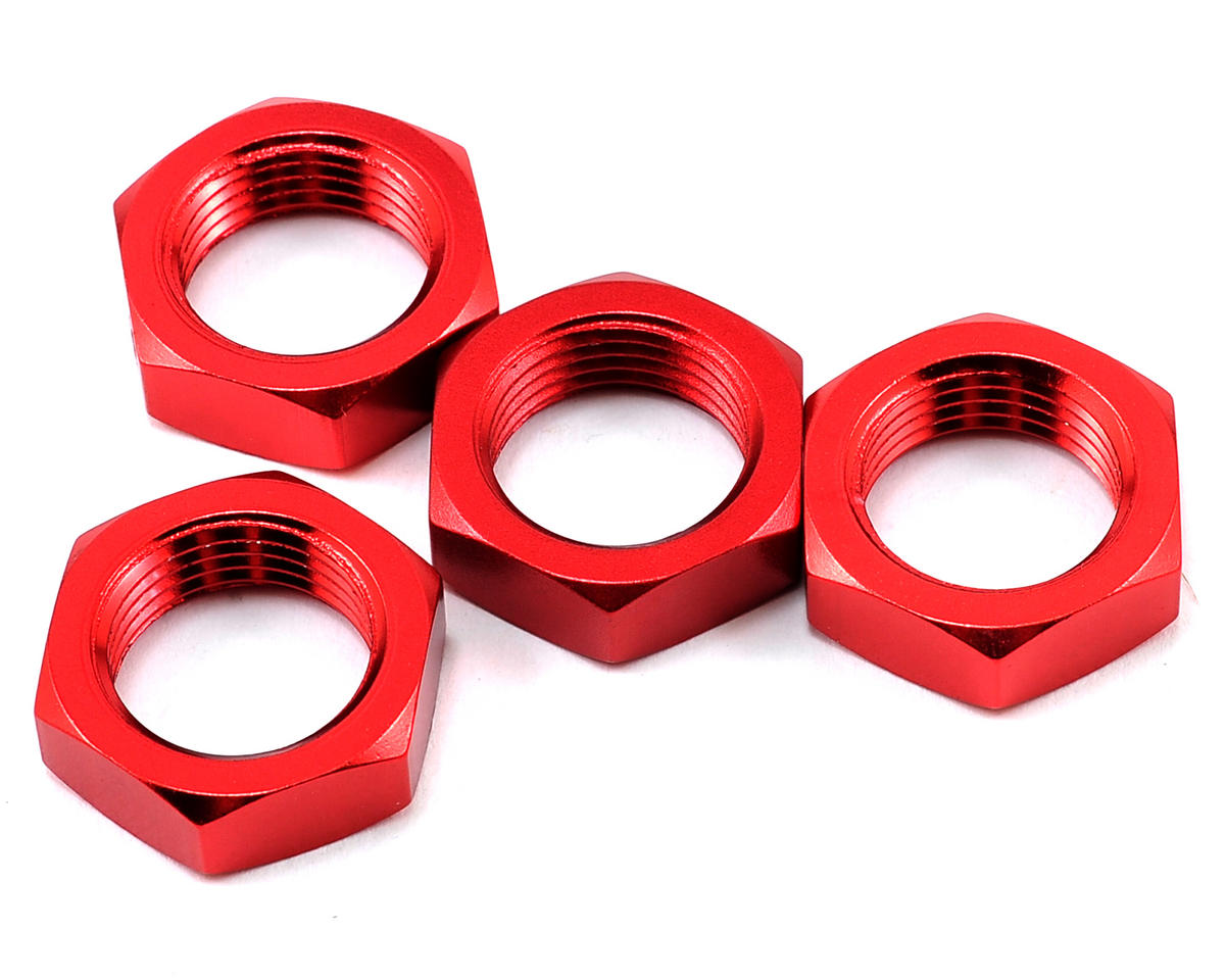 Losi Desert Buggy XL Serrated Wheel Nut (4)