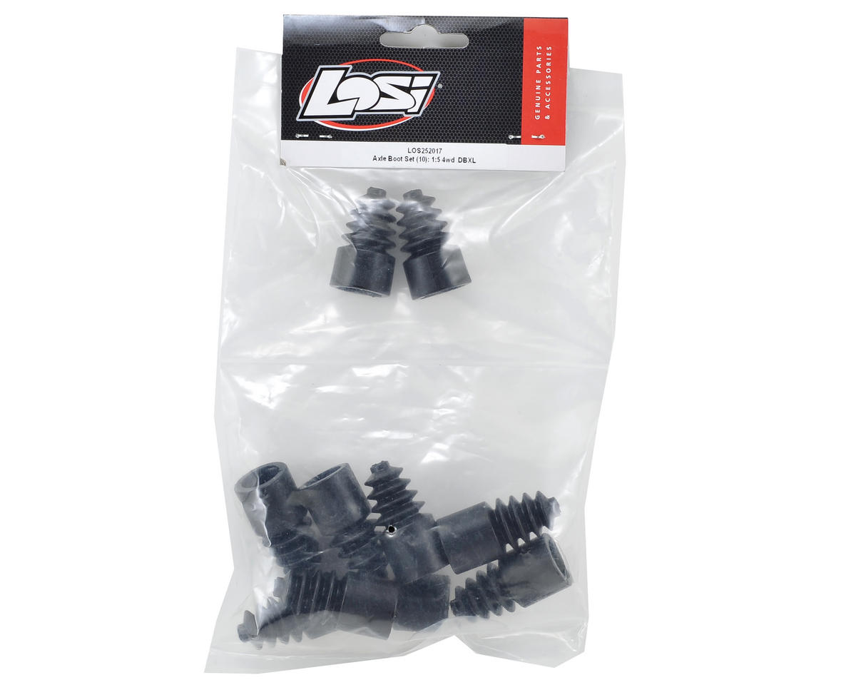 Losi Desert Buggy XL Axle Boot Set (10)