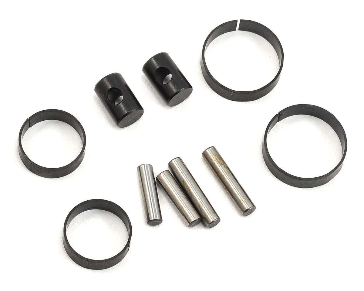 Losi Snap Ring & Drive Pin Set