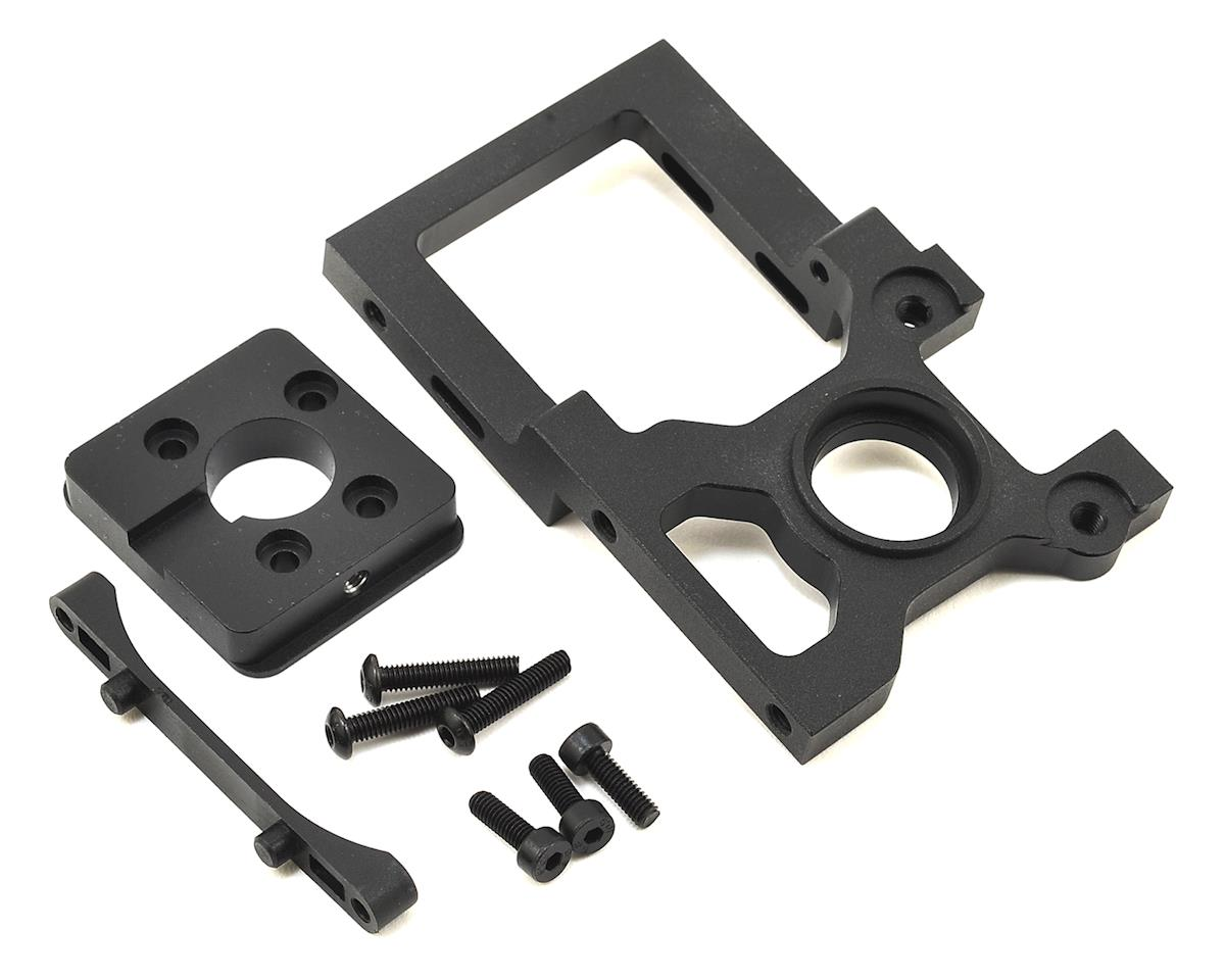 Losi Desert Buggy XL-E Motor Mount w/Adapter (Black)