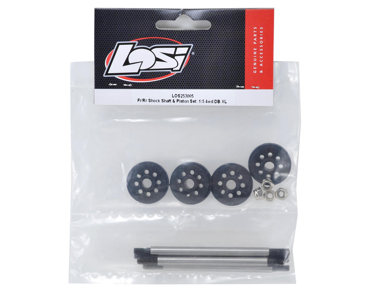 Desert Buggy XL Shock Shaft & Piston Set by Losi