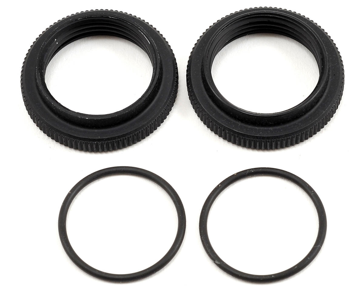 Losi Shock Adjustment Nut Collar (2)
