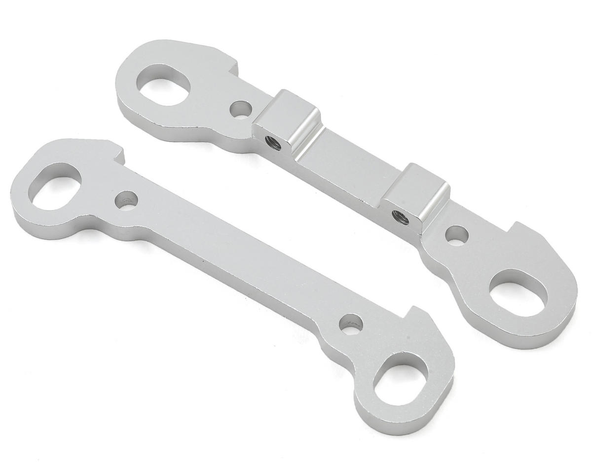 Losi Aluminum Rear Hinge Pin Braces (2)