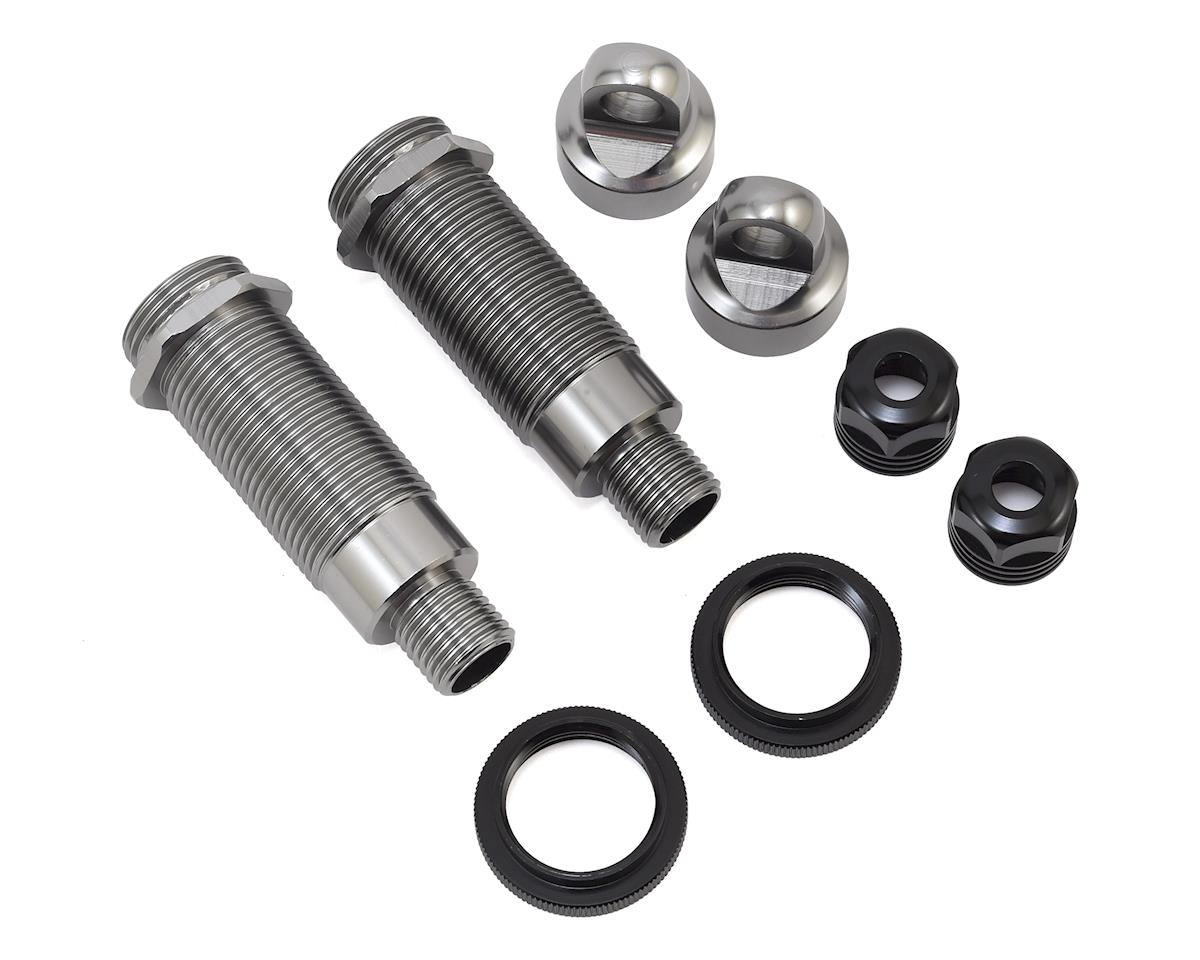 Losi Super Rock Rey Baja Rear Shock Body & Collar Set (2)