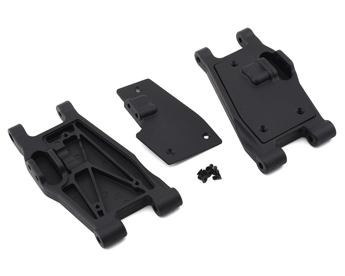 Losi Super Rock Rey Front Lower Suspension Arm Set
