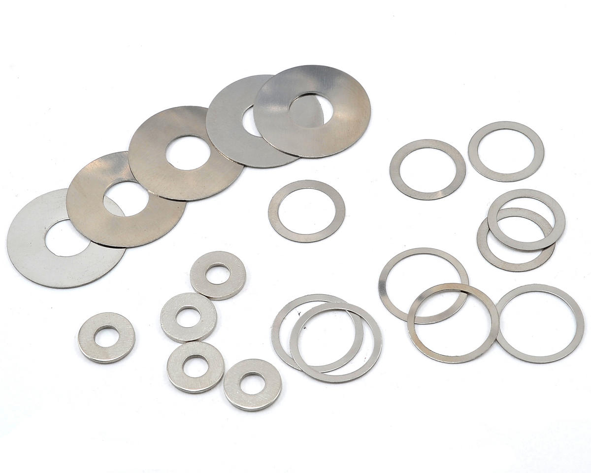 Desert Buggy XL Washer/Shim Set (20) by Losi