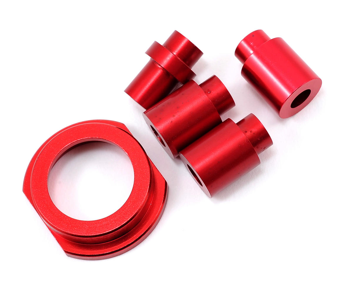 Losi Desert Buggy XL Engine Mount Spacer & Clutch Mount Set