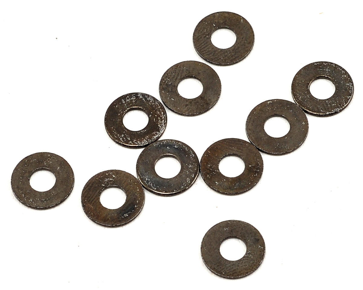 Losi 3.2x8x0.5mm Washer (10)