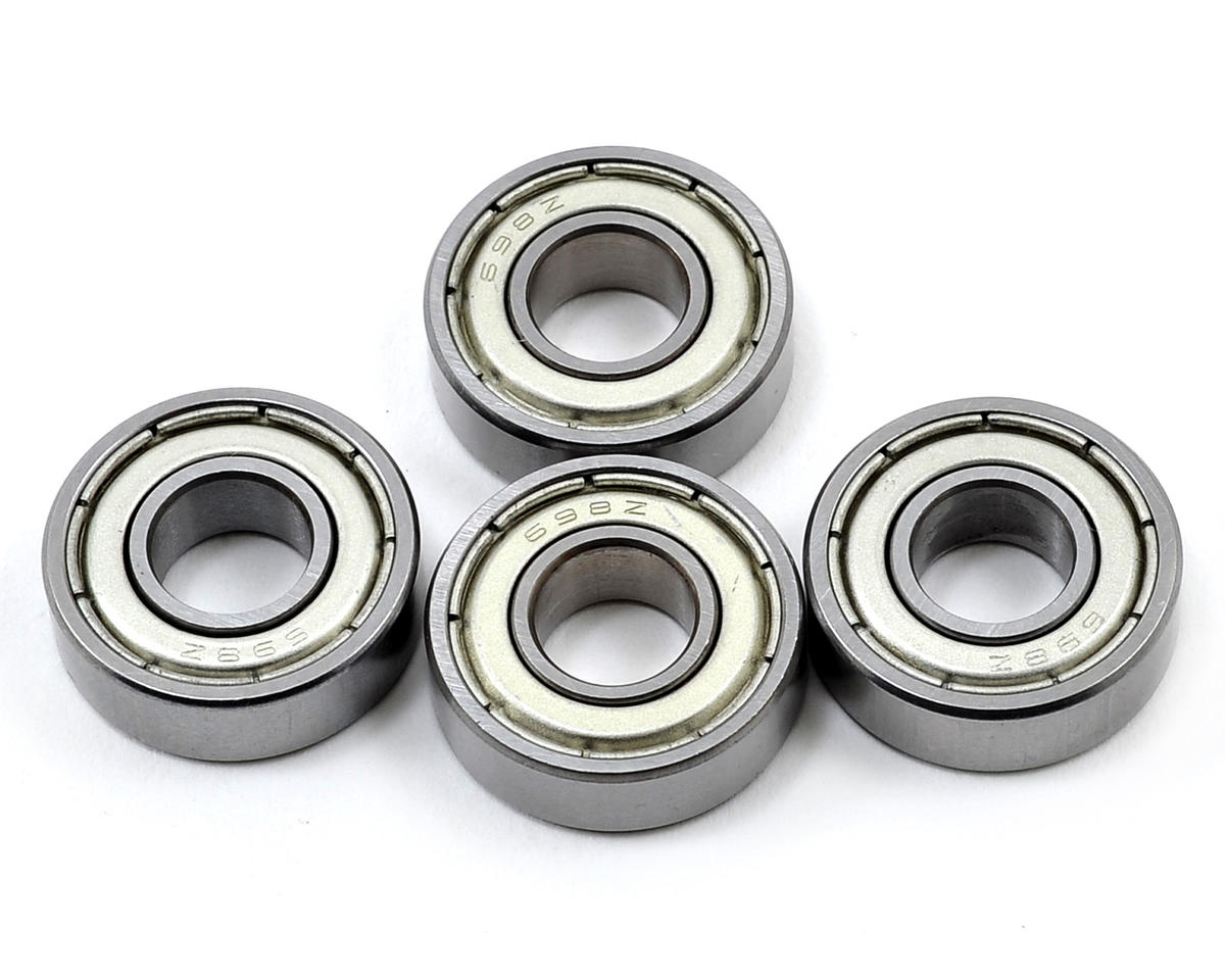 8x19x6mm Bearing (4) by Losi Monster Truck XL
