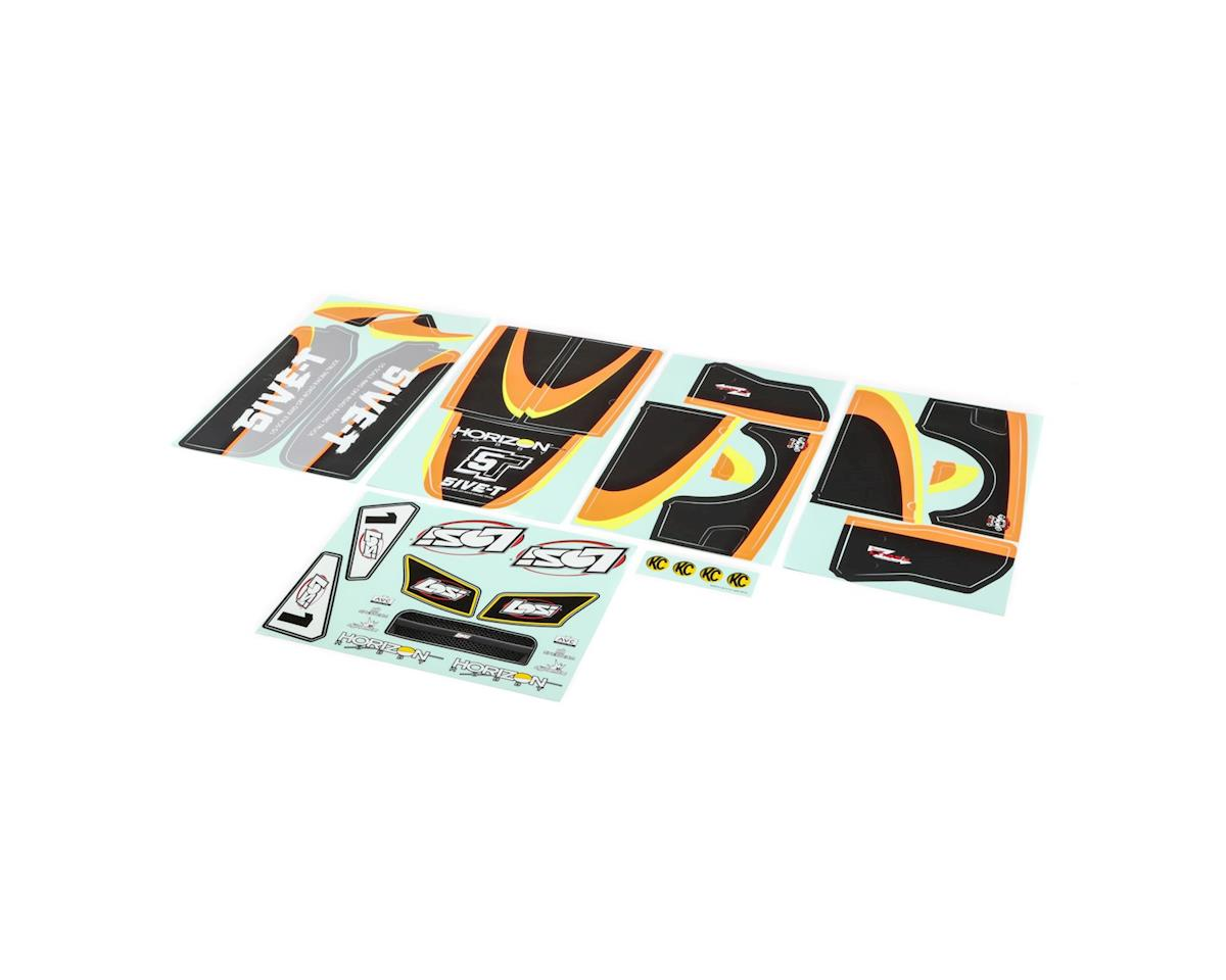 Losi 5IVE-T RTR Sticker & Graphic Sheet