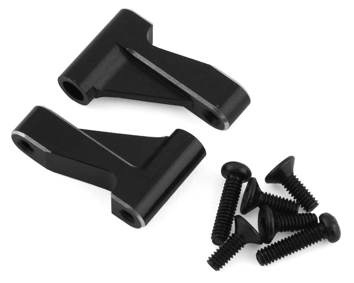 Losi Mini-T 2.0 Aluminum Front Brace Set (Black)