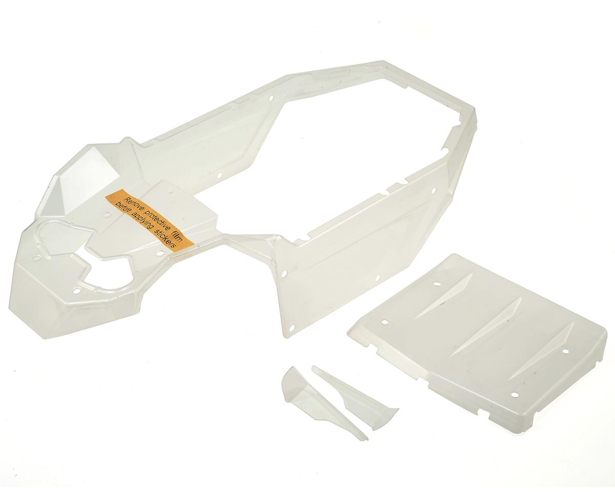 Losi Rock Rey Body Set (Clear)