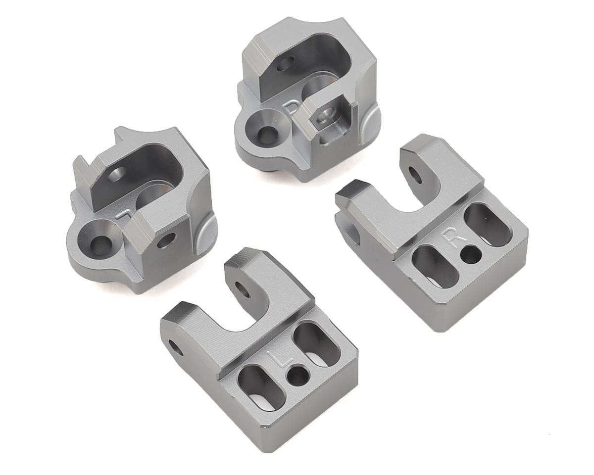 Baja Rey Aluminum Upper/Lower Bulkhead Track Rod Mount by Losi