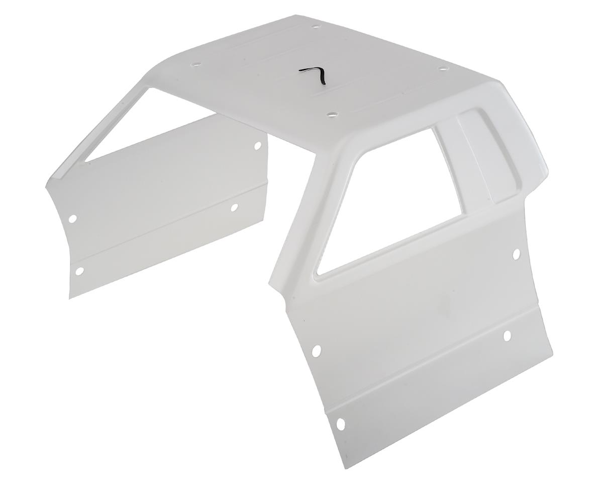 Losi Super Baja Rey Center Cab Section Body Panel (Clear)