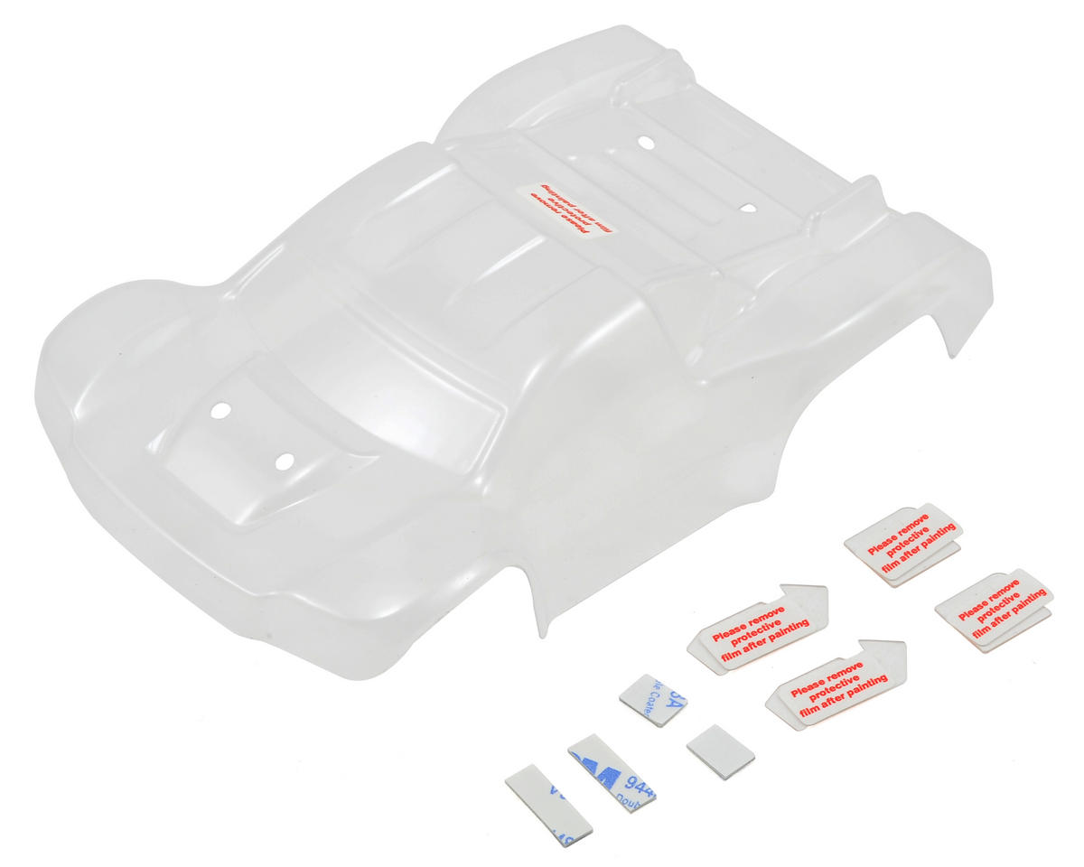Losi 1/24 Micro SCTE Body Set (Clear)