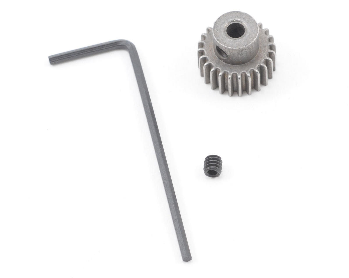 48P Pinion Gear (3.17mm Bore) (24T) by Losi