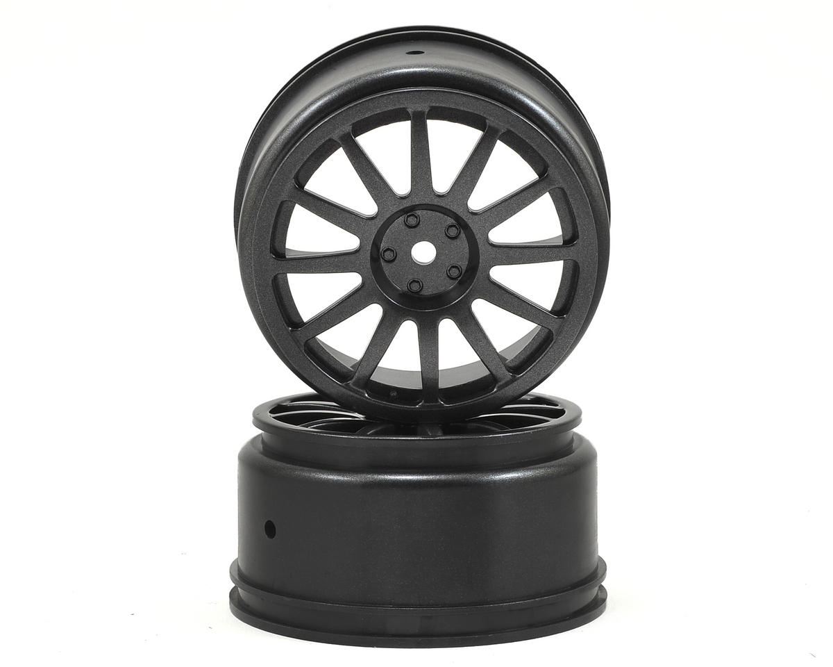 TEN Rally X Wheels (2) by Losi