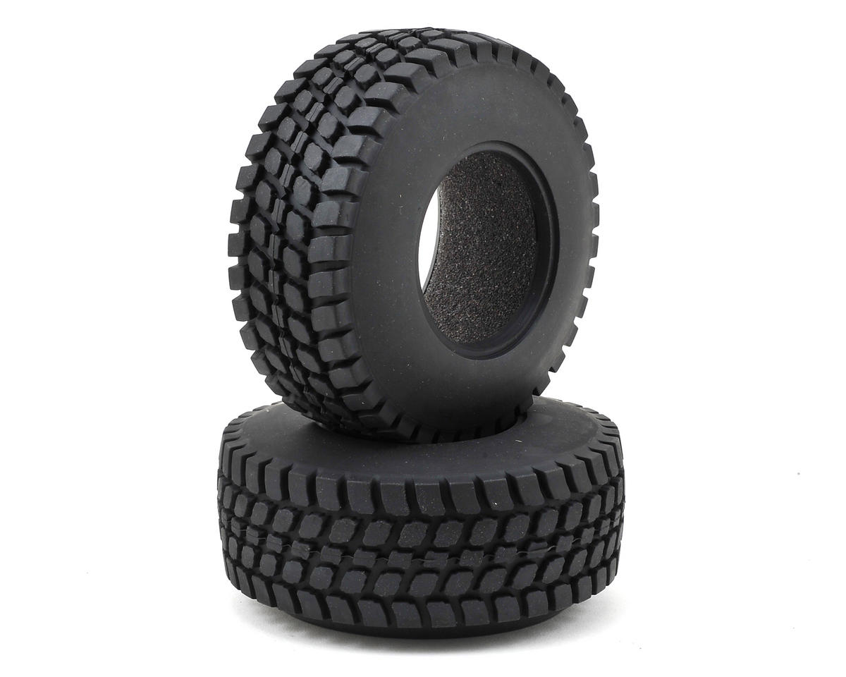 Losi Desert Claws Pre-Mounted Tires (2)