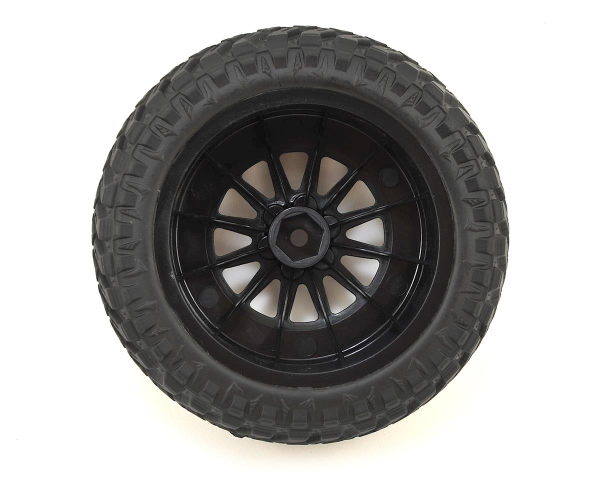 Losi 12mm Hex Tenacity SCT Pre-Mounted Tires (2)