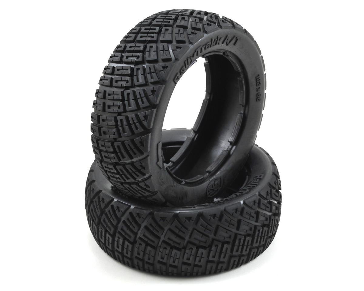 Rally Trekk Tire Set (Firm) by Losi