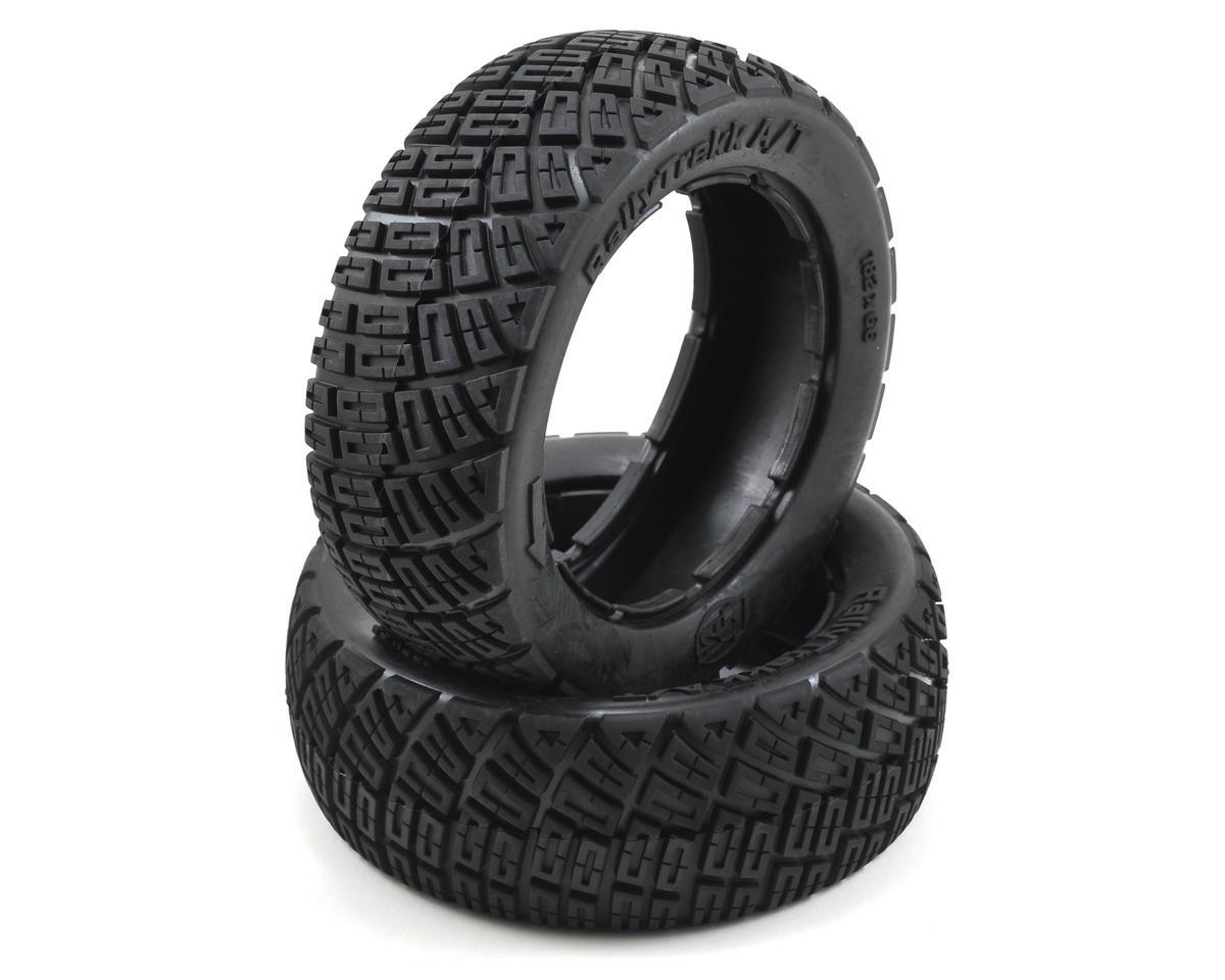 Losi Rally Trekk Tire Set (Firm)