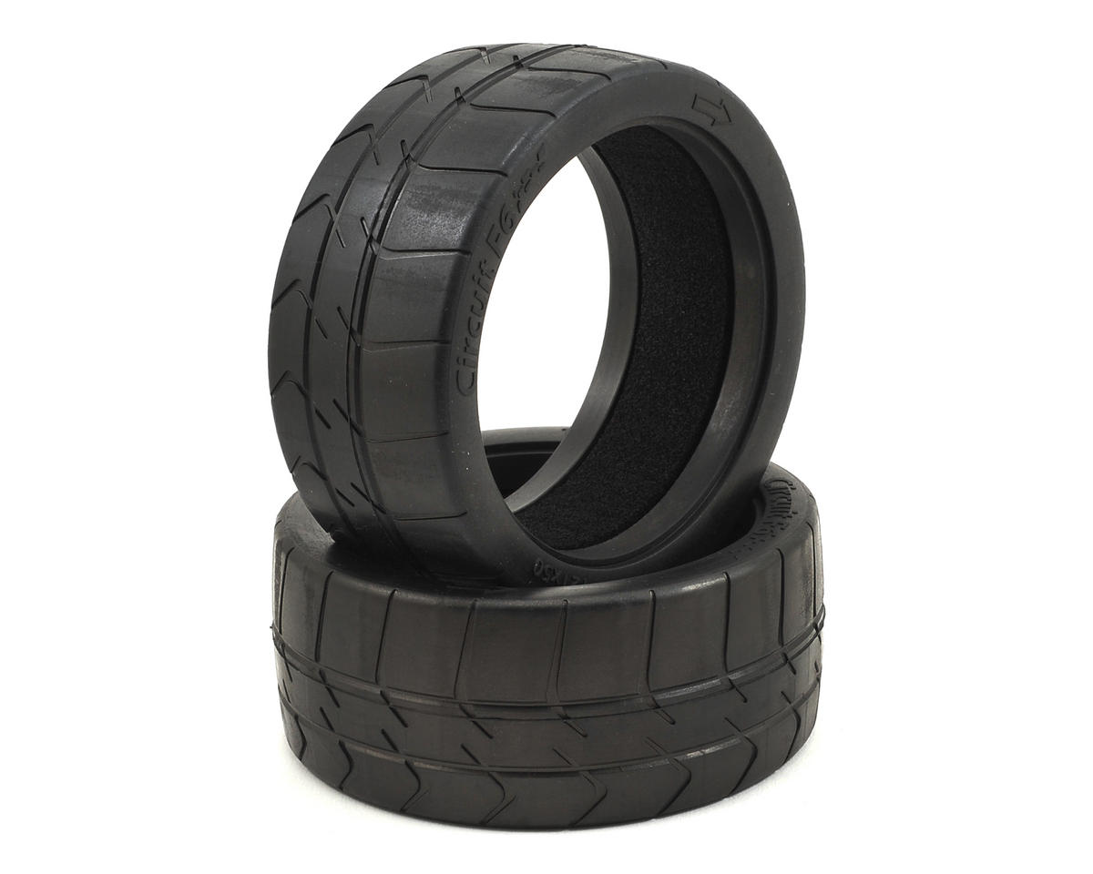Losi 6IX Long Wear Tire w/Inserts (2)