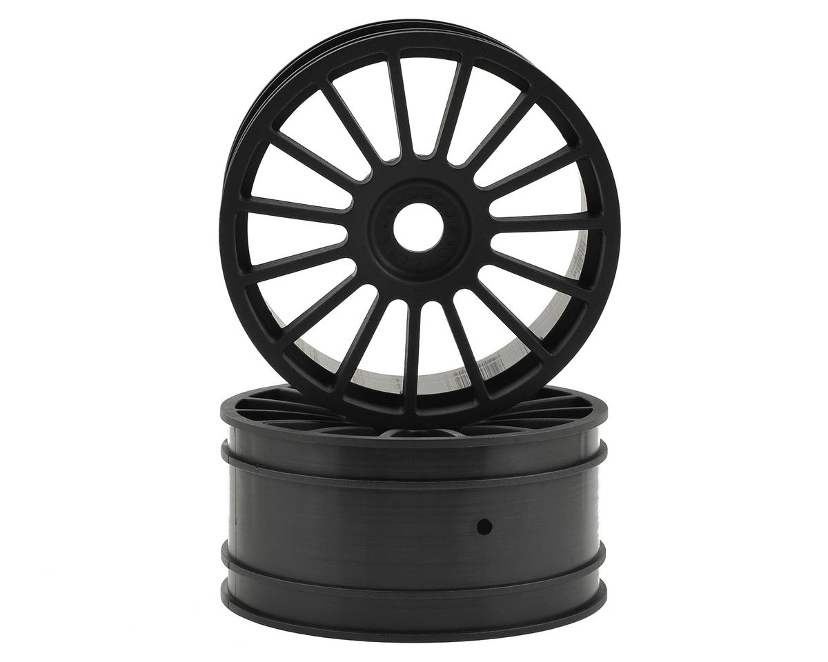 Losi Audi R8 LMS Wheel (Black) (2)