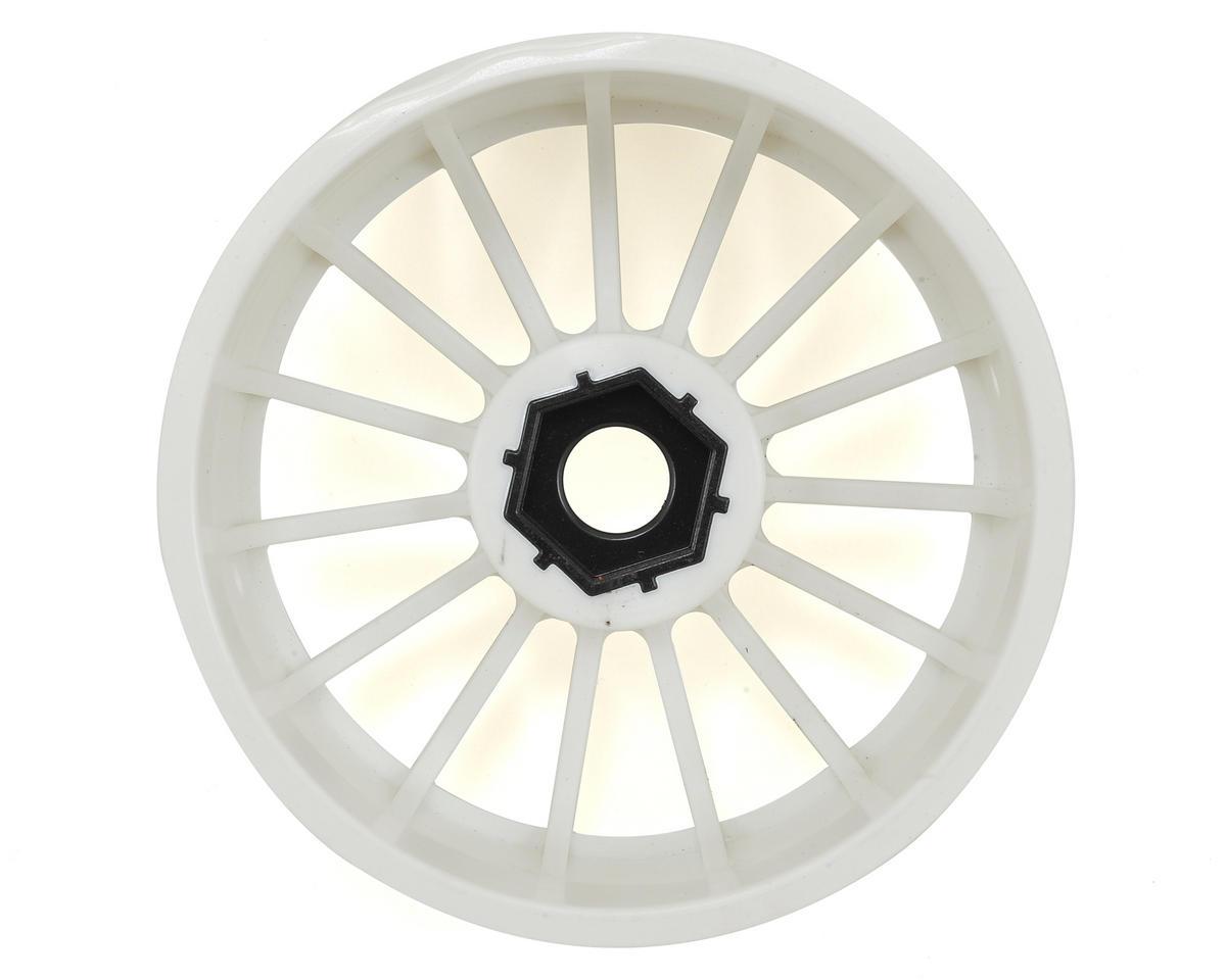 Losi Audi R8 Wheel (White) (2)