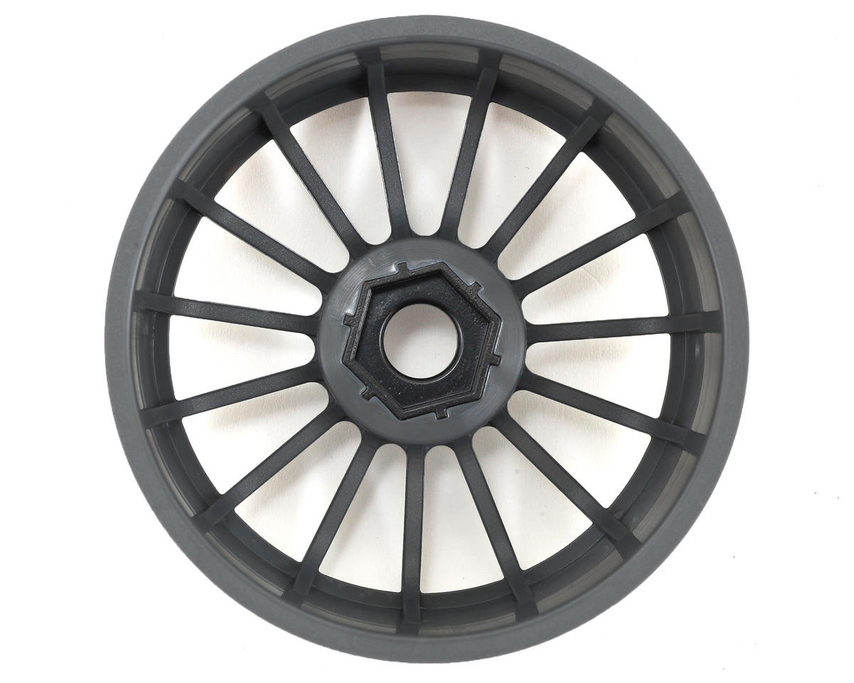 Losi Audi R8 Wheel (Silver) (2)