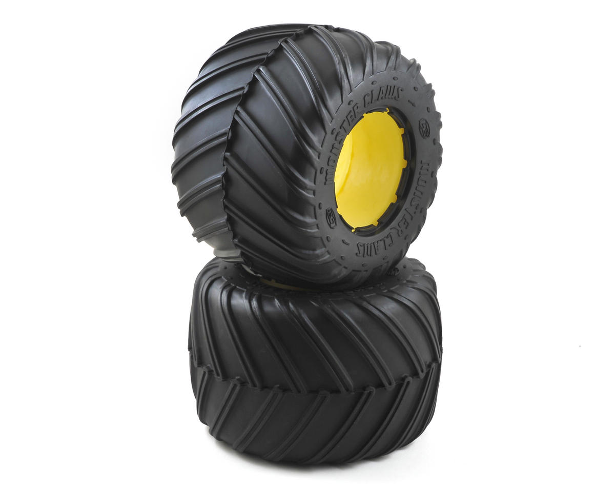 Monster Truck XL Claw Tire w/Insert (2) by Losi