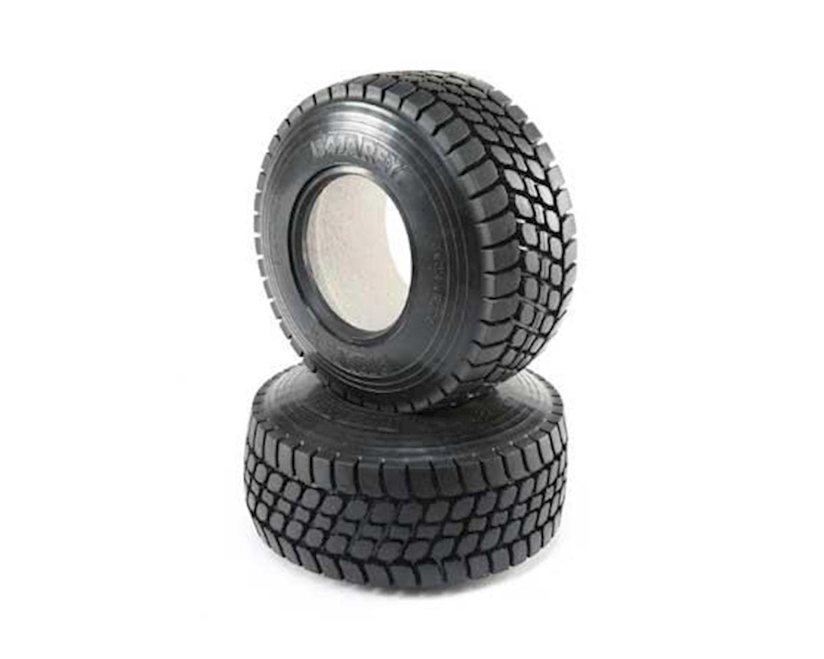 Losi Super Baja Rey Desert Claw Tire w/Foam (2)