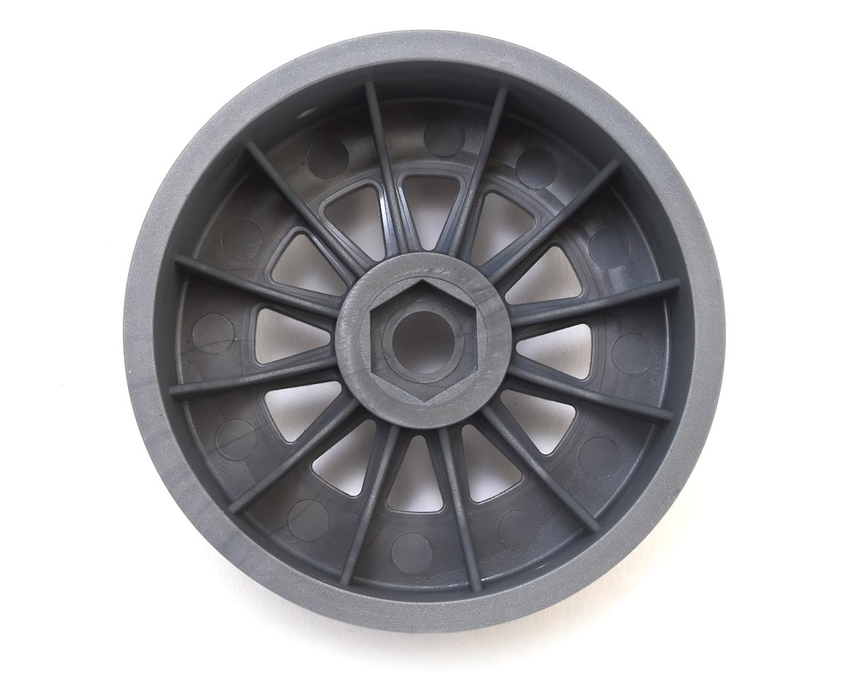 Losi Super Baja Rey Wheels (Silver) (2)