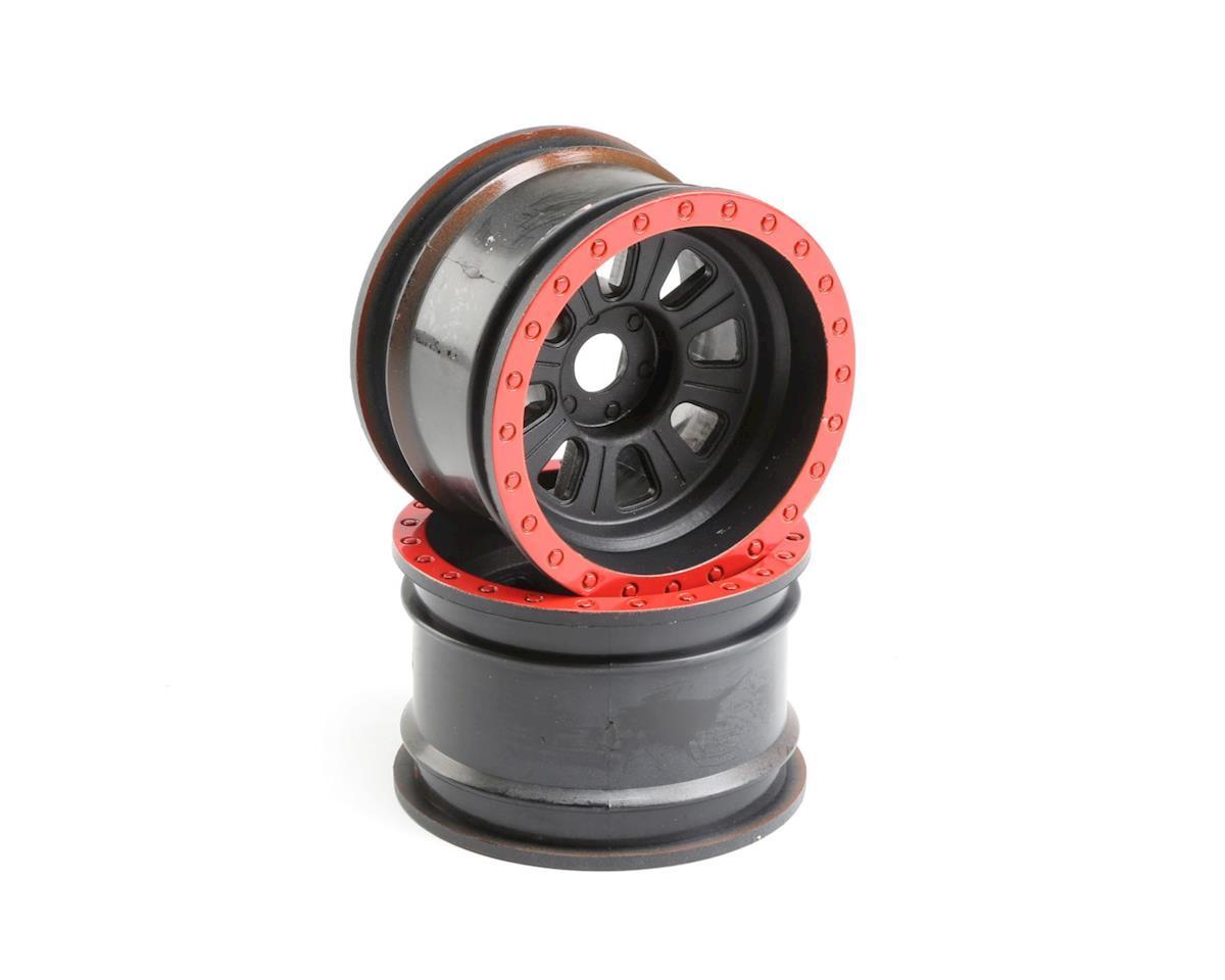 Wheel, Black (2): Super Rock Rey