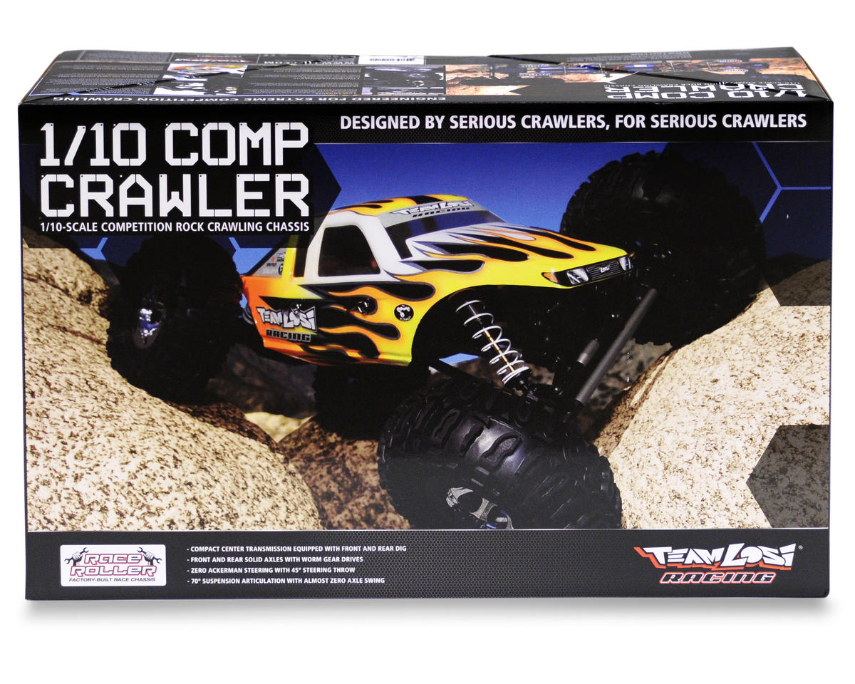 Image 6 for Losi 1/10 Comp Rock Crawler Race Roller