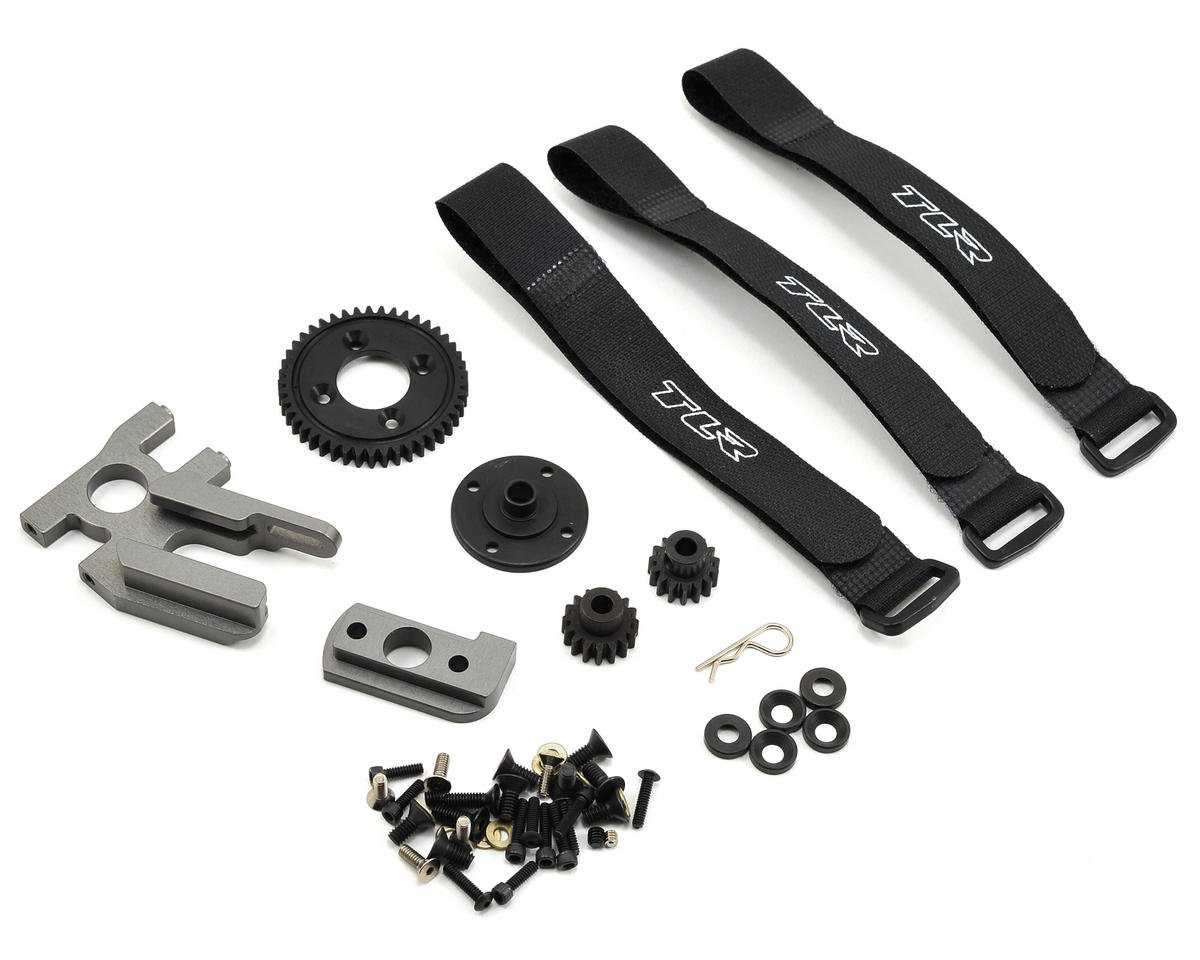 Losi 8IGHT-T 3.0 8IGHT Electric Conversion Kit Hardware Package
