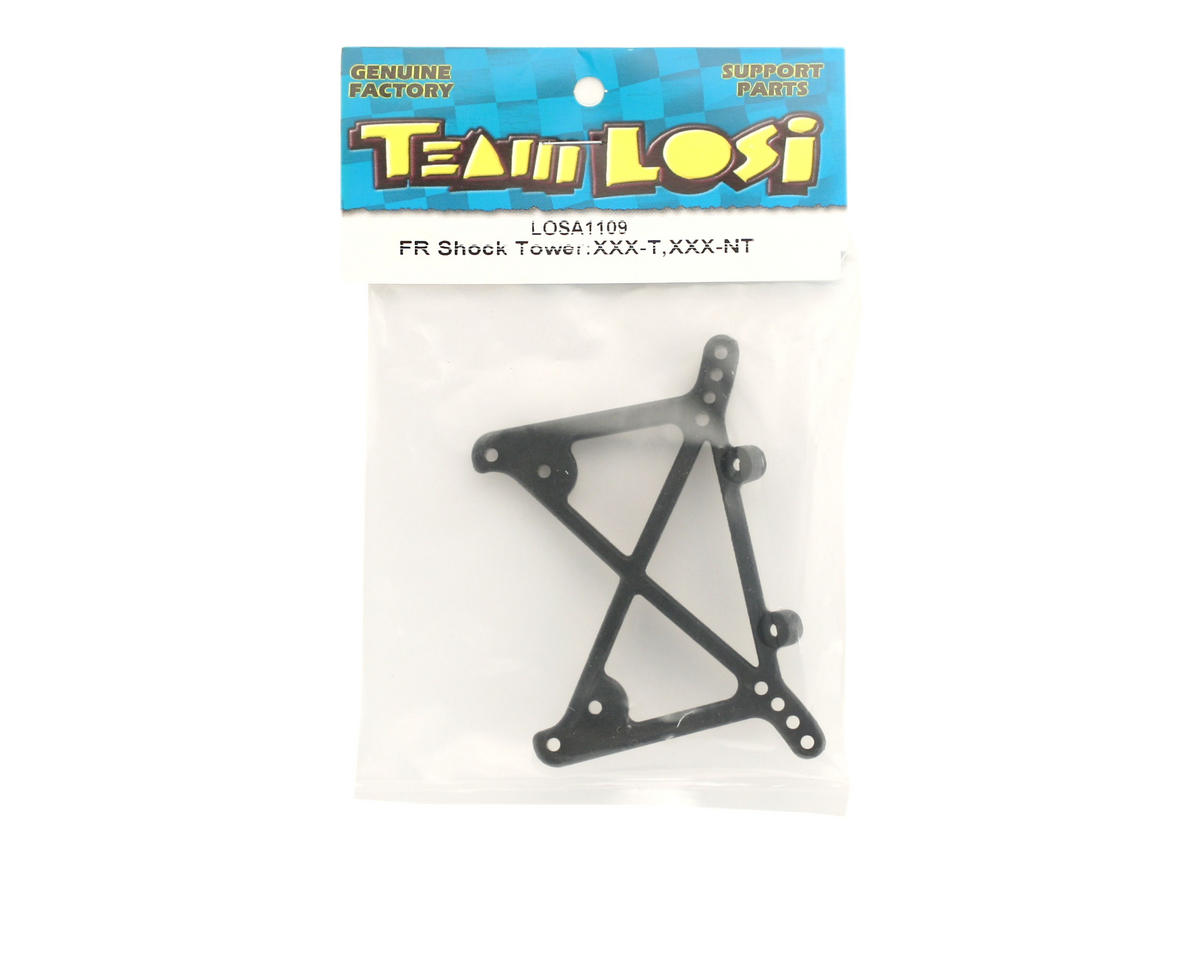 Front Shock Tower (XXX-T, XXX-NT) by Losi