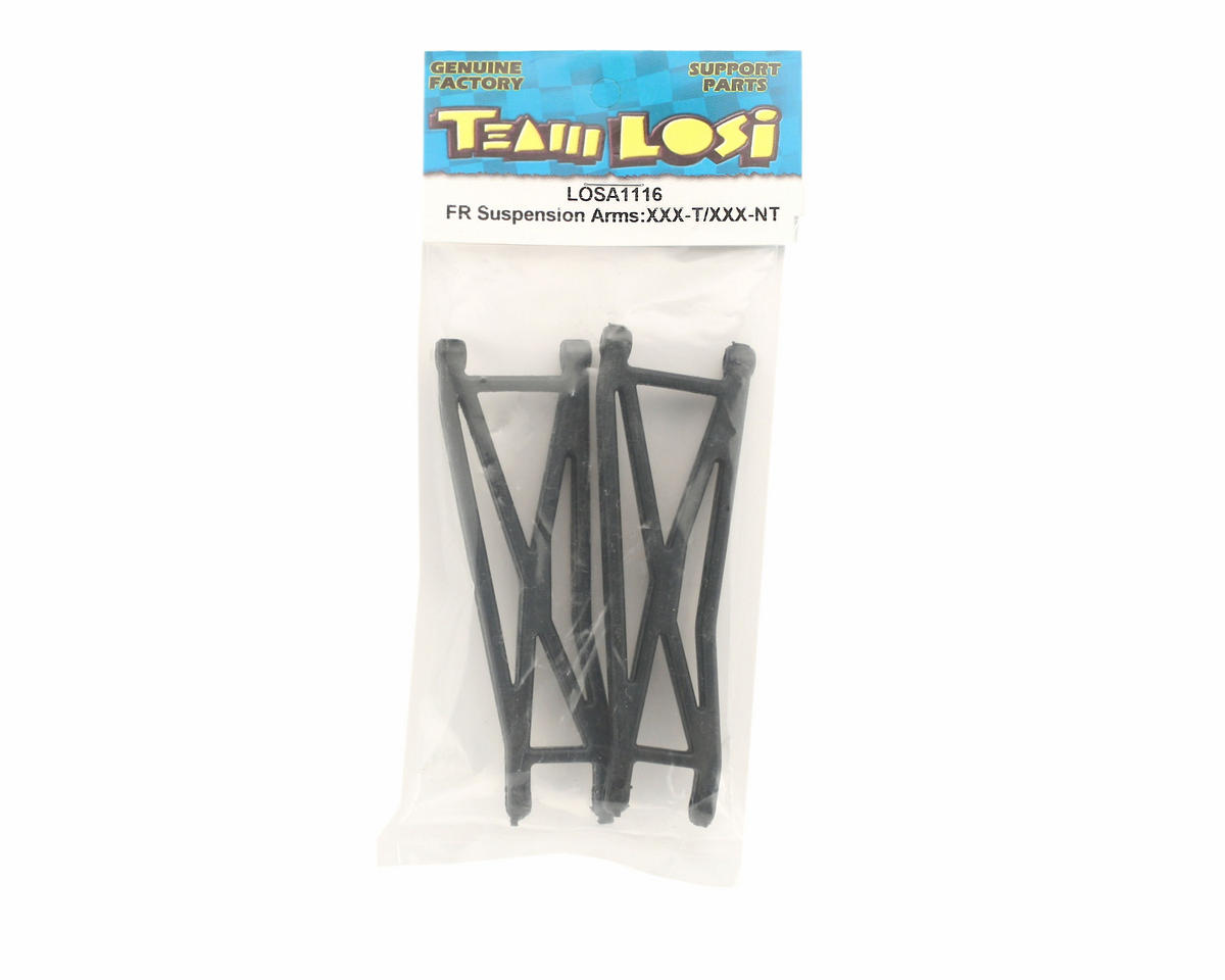 Losi Front Suspension Arms (XXX-T,XXX-NT)