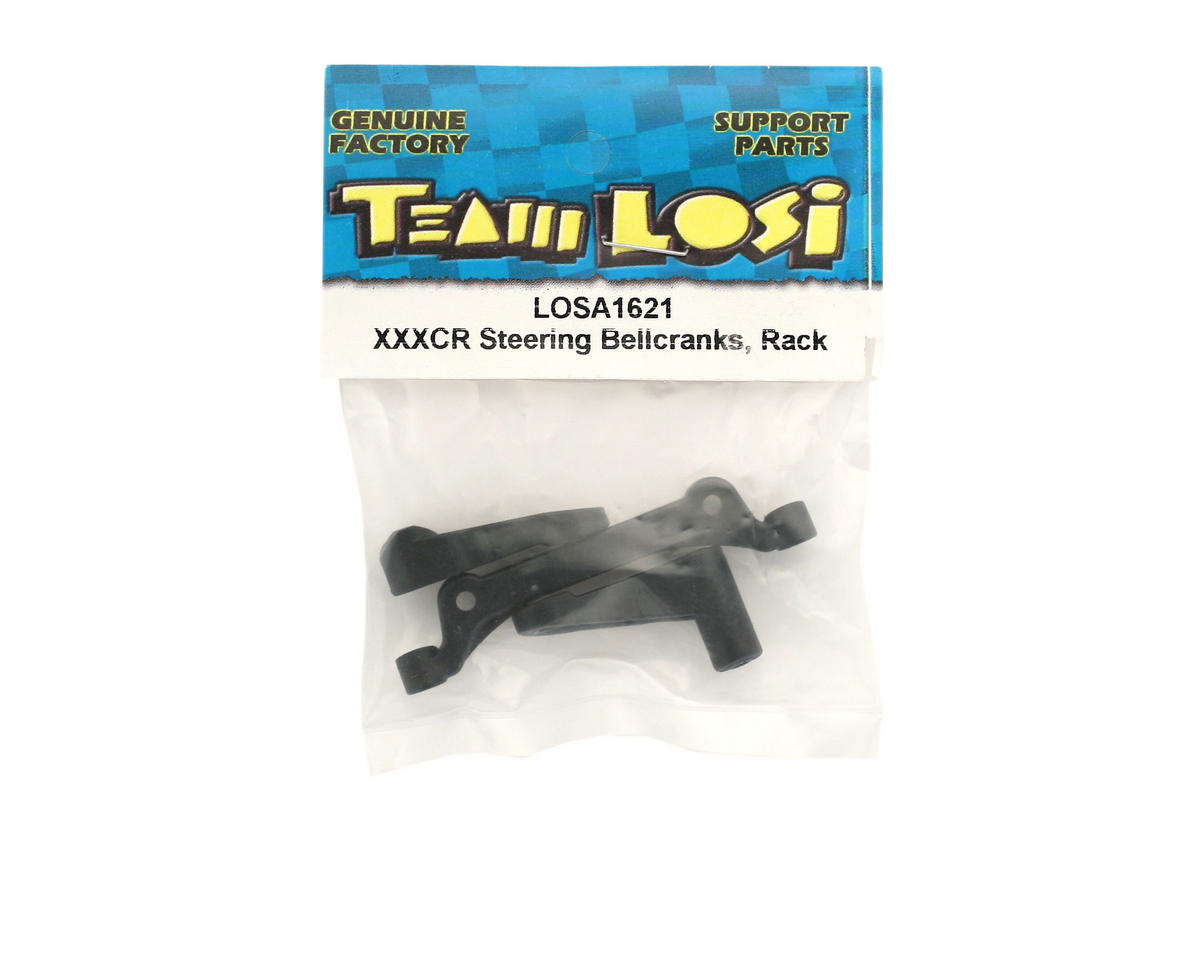 Losi Steering Bellcrank, Rack  (XXX-CR)