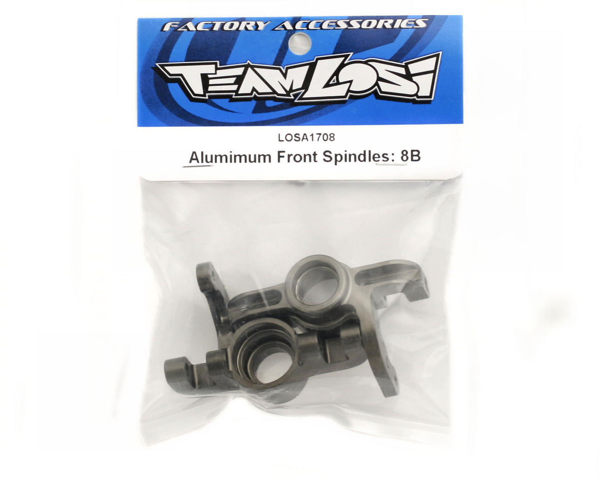 Losi Aluminum Front Spindles