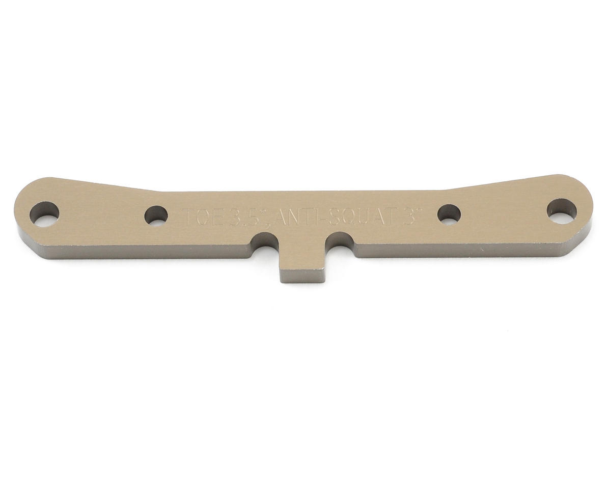 Losi Rear Outer Hinge Pin Brace, 3.5T/3A (8IGHT-T 2.0)