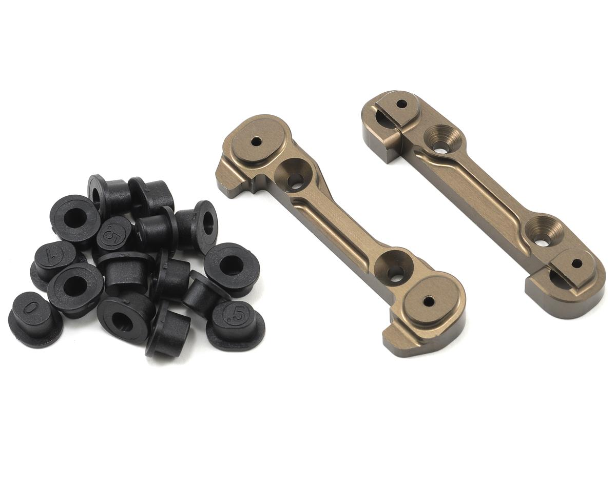 Adjustable Front Hinge Pin Brace/Inserts by Losi