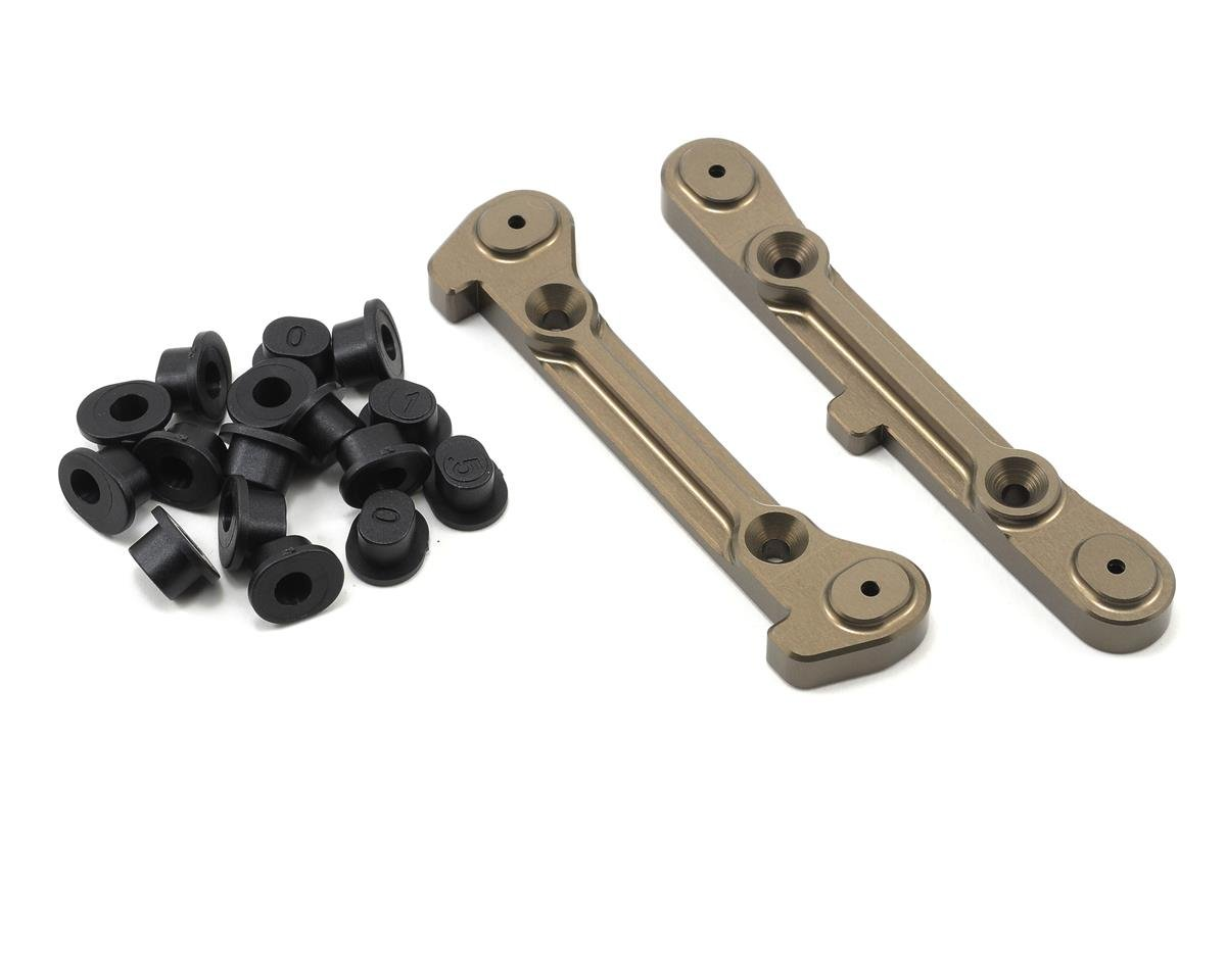 Adjustable Rear Hinge Pin Brace w/Inserts by Losi