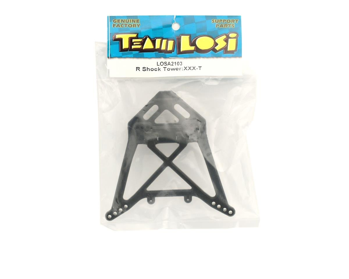Rear Shock Tower (XXX-T) by Losi