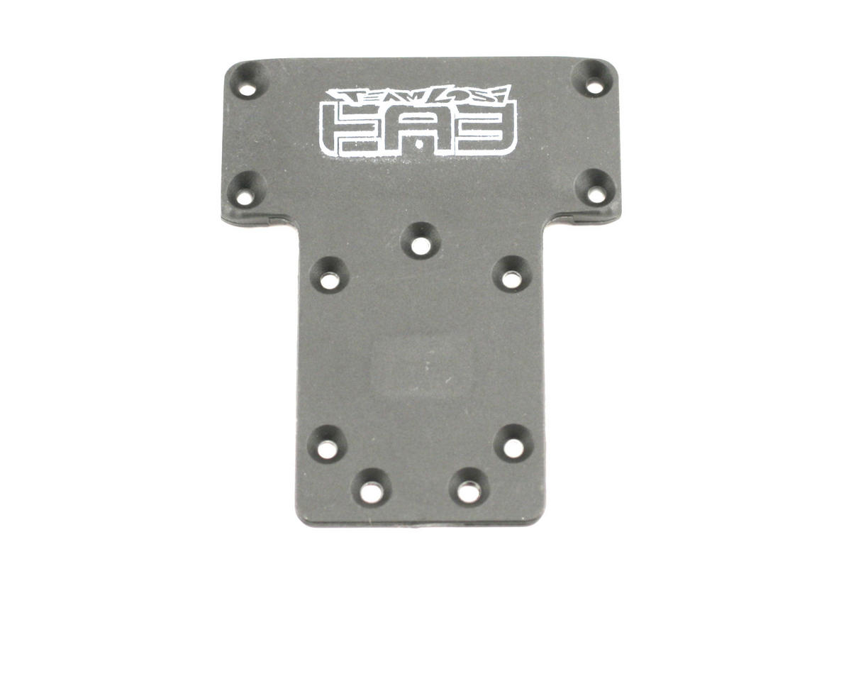 Losi Rear Pivot Plate, EA3 (XXX)