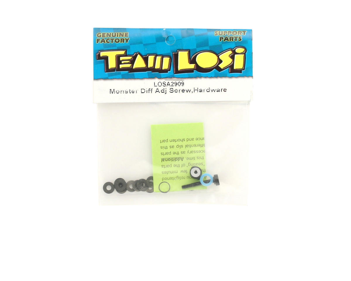 Losi Monster Differential Adjusting Screw, Hardware