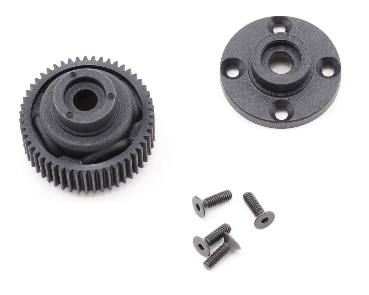 Losi Desert Truck Differential Gear Housing Set
